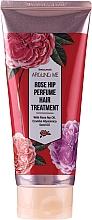Fragrances, Perfumes, Cosmetics Damaged Hair Balm - Welcos Rose Hip Perfume Hair Treatment