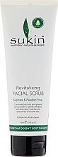 Fragrances, Perfumes, Cosmetics Face Scrub - Sukin Facial Scrub
