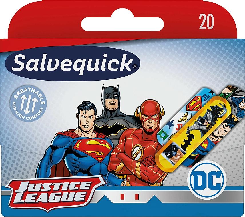 Kids Plasters - Salvequick Justice League