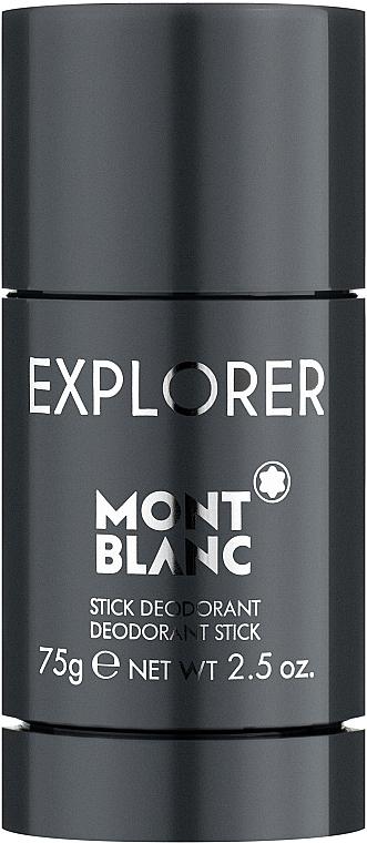 Montblanc Explorer - Deodorant-Stick