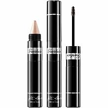 Fragrances, Perfumes, Cosmetics 2-in-1 Brow Mascara-Highlighter - Guerlain La Petite Robe Noire Brow Duo