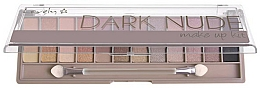 Fragrances, Perfumes, Cosmetics Shadow Palette - Lovely Dark Nude Make Up Kit