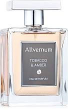 Fragrances, Perfumes, Cosmetics Allvernum Tobacco & Amber - Eau de Parfum
