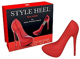 Fragrances, Perfumes, Cosmetics Jean-Pierre Sand Style Heel Milano - Eau de Parfum