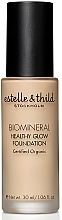 Fragrances, Perfumes, Cosmetics Foundation - Estelle & Thild BioMineral Healthy Glow Foundation