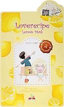 Fragrances, Perfumes, Cosmetics Lemon Face Sheet Mask - Sally's Box Loverecipe Lemon Mask