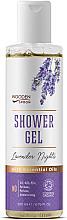 Fragrances, Perfumes, Cosmetics Shower Gel - Wooden Spoon Lavender Night Shower Gel
