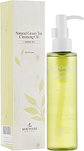 Fragrances, Perfumes, Cosmetics Green Tea Hydrophilic Oil - The Skin House Natural Green Tea Cleansing Oil