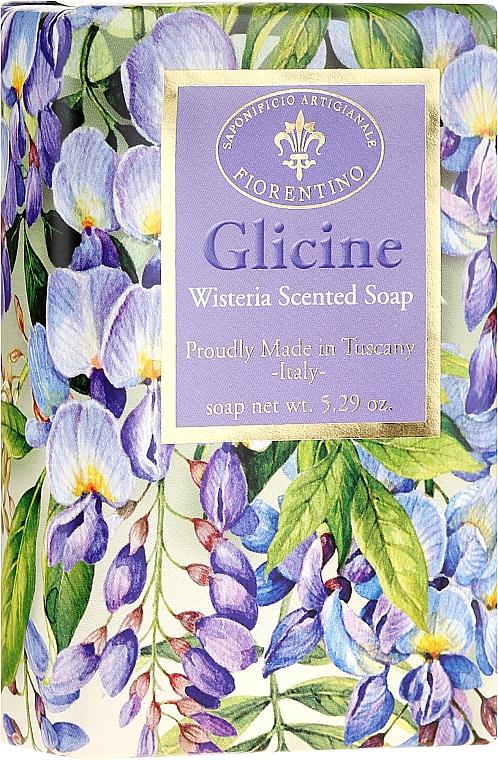 """Natural Soap """"Wisteria"""" - Saponificio Artigianale Fiorentino Masaccio Wisteria Soap"""