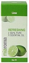 Fragrances, Perfumes, Cosmetics Lime Essential Oil - Holland & Barrett Miaroma Lime Pure Essential Oil