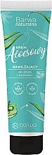Fragrances, Perfumes, Cosmetics Aloe Hand Cream with Glycerin - Barwa Natural Hand Cream