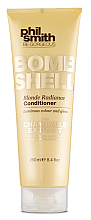 Fragrances, Perfumes, Cosmetics Blonde Radiance Conditioner - Phil Smith Be Gorgeous Bombshell Blonde Radiance Conditioner