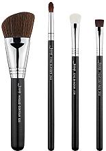 Fragrances, Perfumes, Cosmetics Makeup Brush Set, T310, 4pcs - Jessup