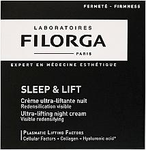 Fragrances, Perfumes, Cosmetics Ultra Lifting Night Cream - Filorga Sleep & Lift Ultra-lifting Night Cream