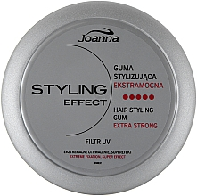 Fragrances, Perfumes, Cosmetics Creative Styling Hair Gum - Joanna Styling Effect Hair Styling Gum Extra Strong