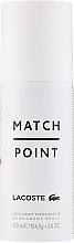 Fragrances, Perfumes, Cosmetics Lacoste Match Point - Deodorant