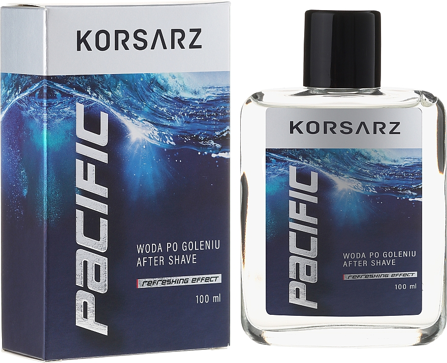 """After Shaving Lotion """"Pacific"""" - Pharma CF Korsarz After Shave Lotion"""