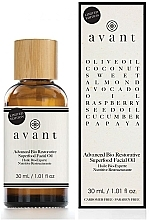 Fragrances, Perfumes, Cosmetics Anti-Aging Facial Oil - Avant Advanced Bio Restorative Superfood Facial Oil