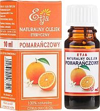 Fragrances, Perfumes, Cosmetics Natural Essential Orange Oil - Etja Natural Citrus Dulcis Oil