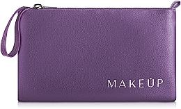 Fragrances, Perfumes, Cosmetics Purple Makeup Bag - MakeUp