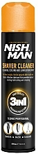 Fragrances, Perfumes, Cosmetics Hairdressing Tools Sterilizing Cleaner - Nishman Shaver Cleaner