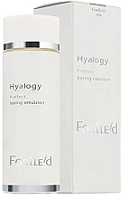 Fragrances, Perfumes, Cosmetics Makeup Cream Base - ForLLe'd Hyalogy P-effect Basing Emulsion