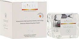 Fragrances, Perfumes, Cosmetics Moisturizing Eye Cream - Nikel Eye Cream