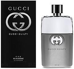 Fragrances, Perfumes, Cosmetics Gucci Guilty Eau Pour Homme - Eau de Toilette