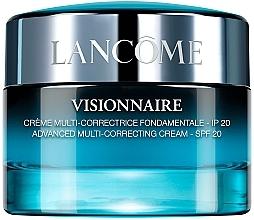 Fragrances, Perfumes, Cosmetics Anti-Aging Facial Correcting Cream SPF20 - Lancome Visionnaire Advanced Multi-Correcting Cream SPF 20