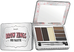 Fragrances, Perfumes, Cosmetics Brow Contouring Palette - Benefit Brow Zings Pro Palette