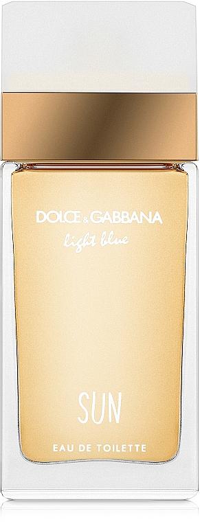 Dolce&Gabbana Light Blue Sun Pour Femme - Eau de Toilette