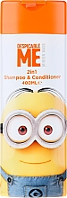 Fragrances, Perfumes, Cosmetics Kids Conditioning Hair Shampoo - Corsair Despicable Me Minions 2in1 Shampoo&Conditioner