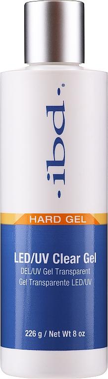 Nail Clear Gel - IBD LED/UV Clear Gel
