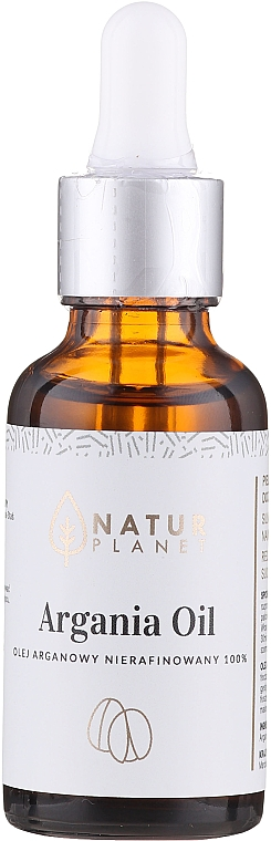 Argan Oil - Natur Planet Argan Oil 100%