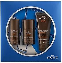 Fragrances, Perfumes, Cosmetics Set - Nuxe Men (deo/50ml + f/gel/50ml + sh/gel/100ml)