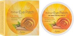 Fragrances, Perfumes, Cosmetics Gold Snail Hydrogel Eye Patch - Esfolio Gold Snail Hydrogel Eye Patch