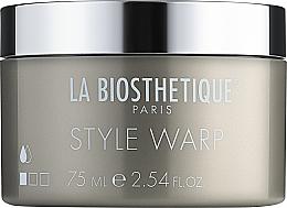 Fragrances, Perfumes, Cosmetics Long-Lasting Hold Glitter Wax - La Biosthetique Style Warp