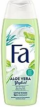 "Fragrances, Perfumes, Cosmetics Shower Gel ""Yoghurt. Aloe Vera"" - Fa"
