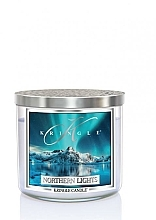 Fragrances, Perfumes, Cosmetics Scented Candle in Jar - Kringle Candle Northern Lights