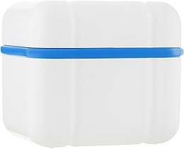 Fragrances, Perfumes, Cosmetics Denture Storage Container with Strainer, BDC 110  - Curaprox Cleaning Box