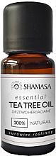 "Fragrances, Perfumes, Cosmetics Essential Oil ""Tea Tree"" - Shamasa"