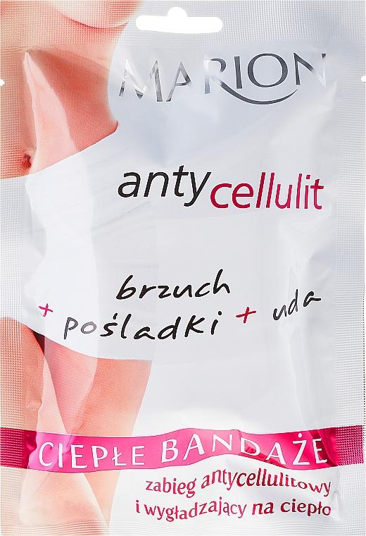 Body Hot Bandages - Marion Anti-Cellulite Hot Bandages