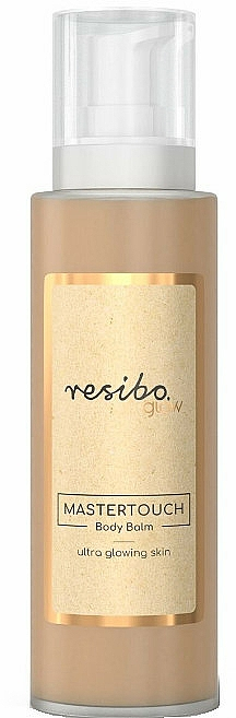 Glowing Face Balm - Resibo Mastertouch Body Balm — photo N1
