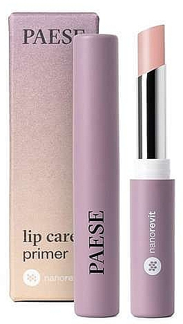 Lipstick Primer - Paese Nanorevit Lip Care Primer
