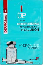 Fragrances, Perfumes, Cosmetics Moisturizing Face Mask with Hyaluronic Acid, Green Algae & Vitamin E - Verona Laboratories DermoSerier Skin Up Face Mask