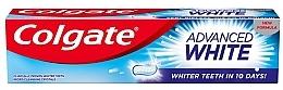 Fragrances, Perfumes, Cosmetics Whiter Teeth in 10 Days Toothpaste - Colgate Advanced White