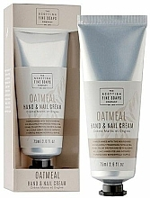 Fragrances, Perfumes, Cosmetics Hand Cream - Scottish Fine Soaps Oatmeal Hand & Nail Cream