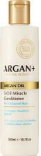 Fragrances, Perfumes, Cosmetics Colored Hair Conditioner - Argan + 5 Oil Miracle Conditioner