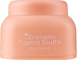 Tropical Souffle Face Cream - Nacomi Energetic Tropical Souffle Brightening — photo N1
