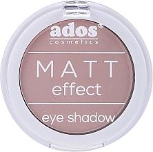 Fragrances, Perfumes, Cosmetics Matte Eyeshadow - Ados Matt Effect Eye Shadow
